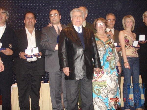 ...Βραβέυσεις ΣΕΓΑΣ 2008