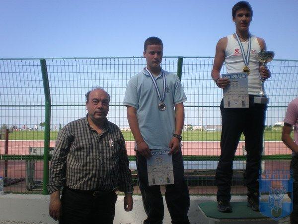 68α Αρκάδια 2009