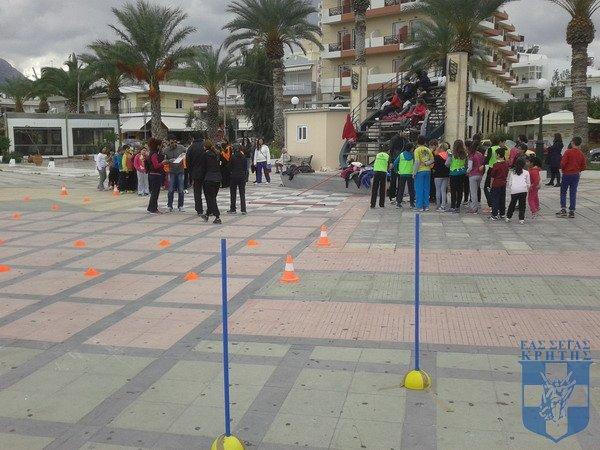 Kids Athletics στην Σητεία 23.11.2014 2