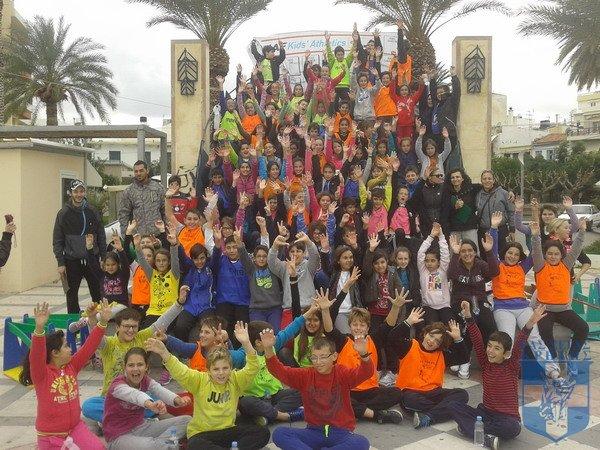 Kids Athletics στην Σητεία 23.11.2014 12