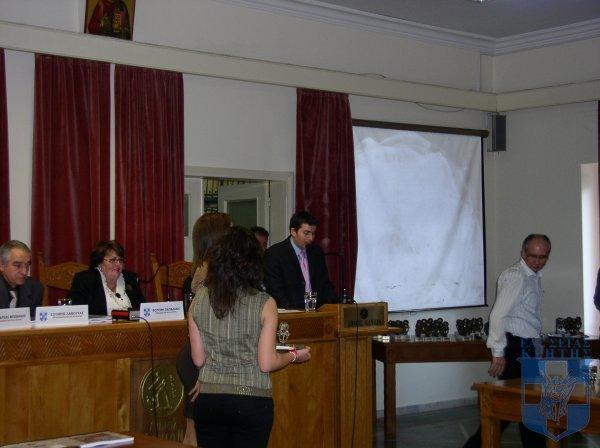 Εορτή του Στίβου της Κρήτης 2007