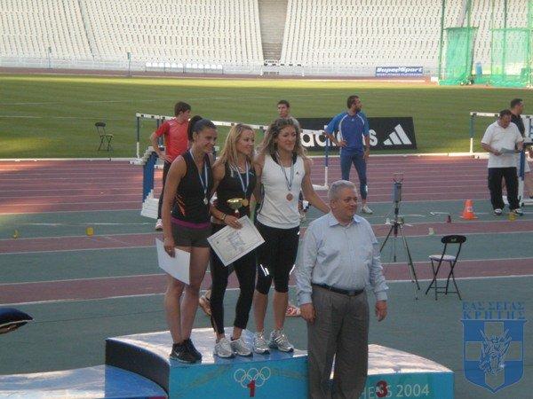 Πανελλήνιοι ΑνδρώνΓυναικών 2008