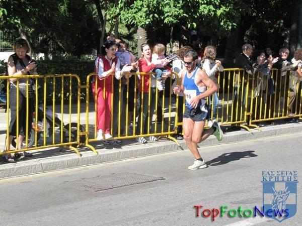 28ος Κλασσικός Μαραθώνιος Αθηνών 2010